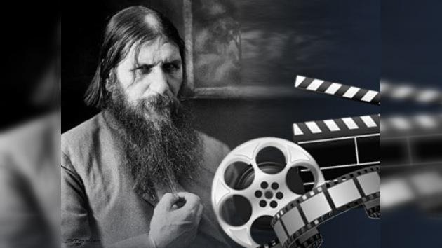 Rasputin ruso-francés en televisión