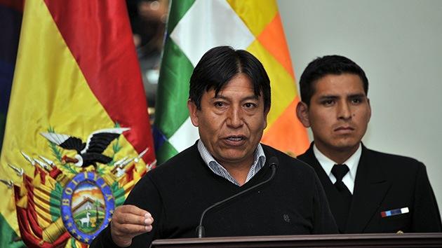 Canciller boliviano: El incidente de Morales obliga a revisar los tratados internacionales