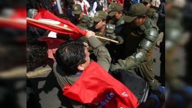 Chile aplicará la Ley de Seguridad tras violentos disturbios