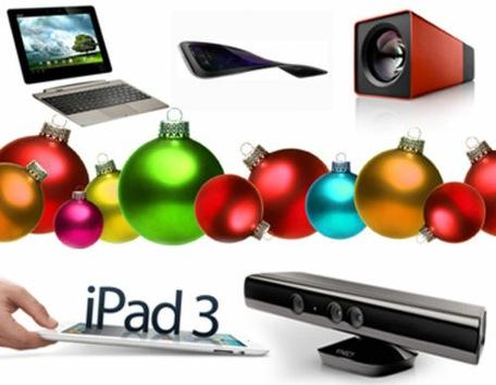 Los dispositivos de 2012 no se hacen esperar
