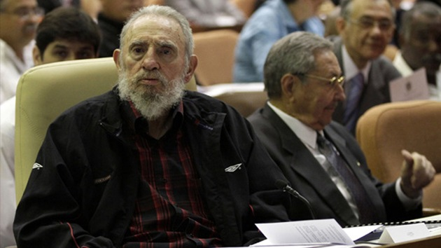 Fidel Castro y Evo Morales se suman al manifiesto 'En Defensa de Palestina'