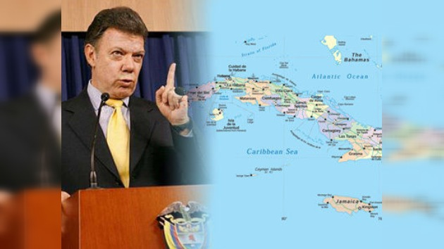 Santos: Colombia no puede invitar a Cuba a la Cumbre de las Américas