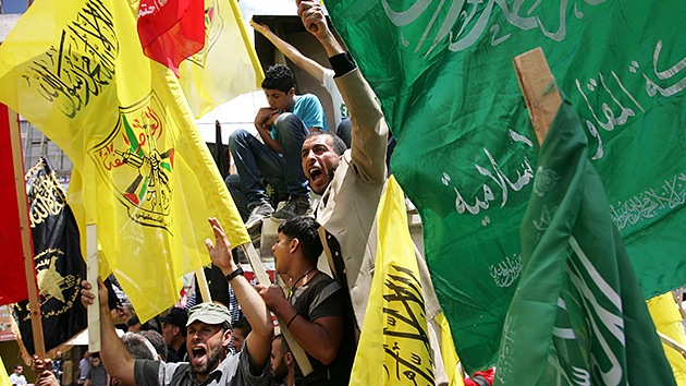 Fatah y Hamás se comprometen a unirse ante la crisis en la Franja de Gaza