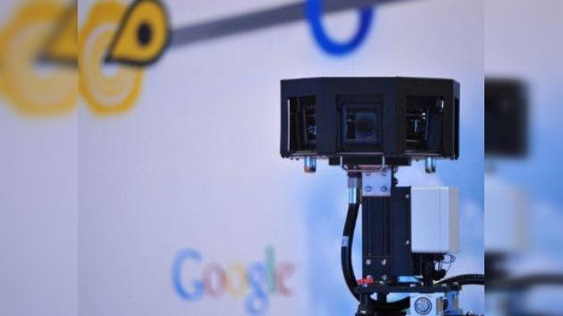 Google Street View publica imágenes de una base secreta israelí