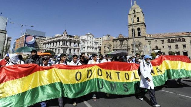 Bolivia: las protestas inquietan a la ONU