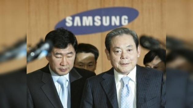 Seúl indulta al ex presidente de Samsung