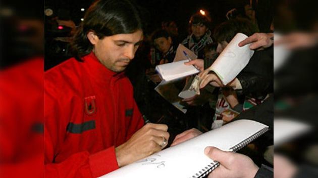 """El """"Chori"""" Domínguez, a punto de firmar por el Valencia"""