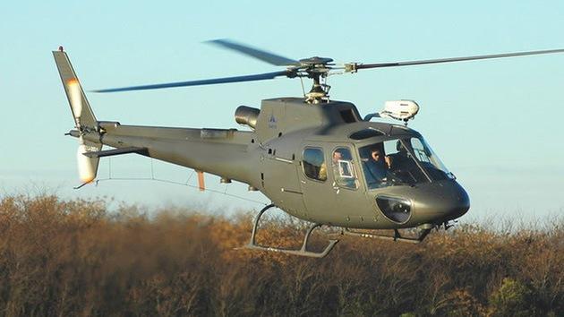 El nuevo helicóptero de Argentina CZ-11 calienta motores para uso multipropósito