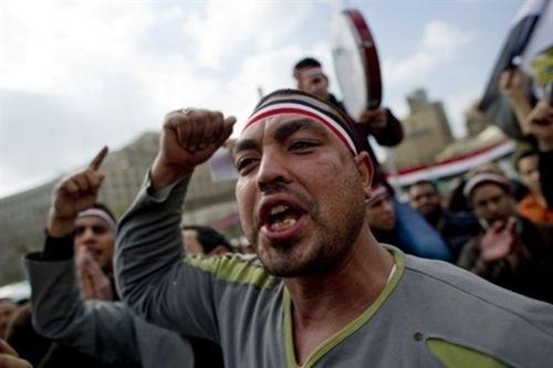 En Egipto continúan las manifestaciones de protesta