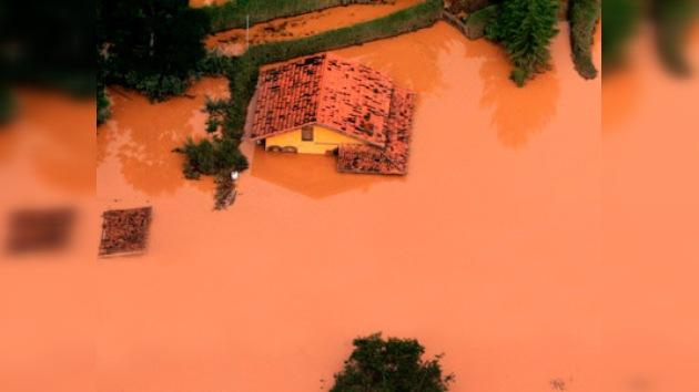 Declaran estado de emergencia en 23 ciudades de Brasil por temporales