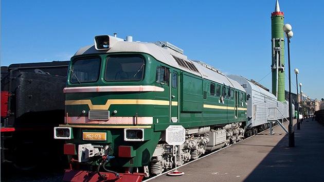 Rusia se reengancha a los sistemas de misiles balísticos camuflados en trenes