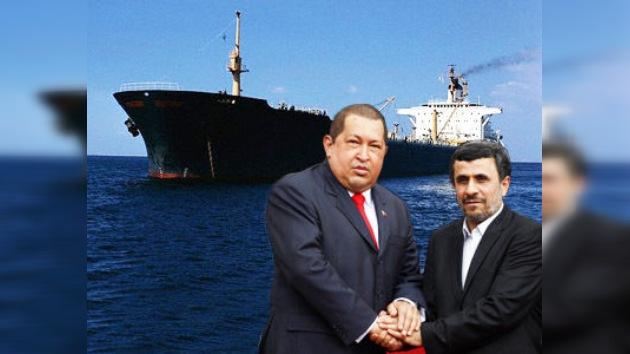 Venezuela se frota las manos: a punto de recibir el primer petrolero de fabricación iraní