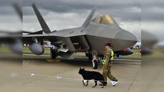 Los Aviones F-22 de la Fuerza Aérea de EE. UU. podrían aniquilar a sus propios tripulantes