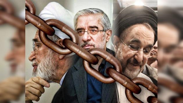 Ahmadineyad prohíbe salida de Irán a sus opositores