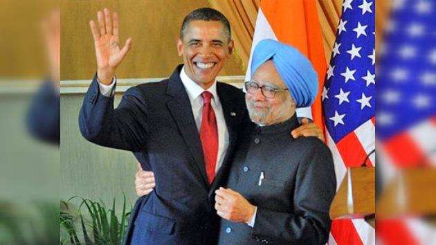 Obama apoya un puesto fijo para India en el Consejo de Seguridad de la ONU