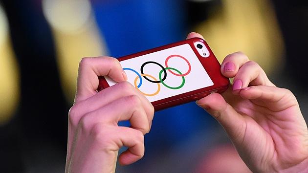 Una 'selfie' tomada sin querer por una mujer durante los JJ.OO. en Sochi se hace viral