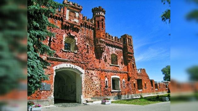 Brest, una fortaleza heroica e imbatida