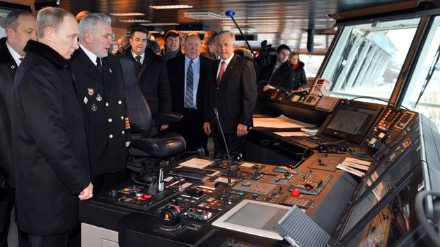 Rusia asigna 132.000 millones de dólares a la Marina de Guerra