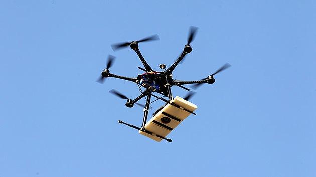 Emiratos Árabes Unidos quieren ser los primeros en ofrecer mensajería por drone