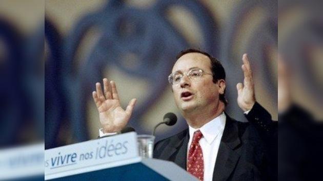 La Francia de Hollande, ¿una 'guillotina' para el dólar?
