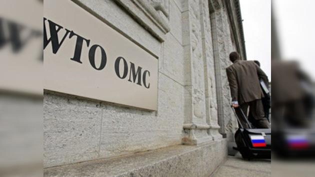 Rusia pretende ingresar en la OMC a mediados de 2011