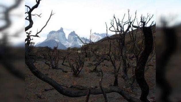 Un joven israelí sospechado de causar el incendio en la Patagonia chilena