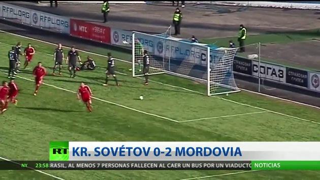 Todos los goles de la jornada 22 de la Liga Premier rusa