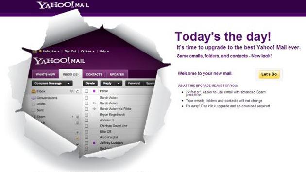 """Yahoo a sus usuarios: """"Permítanos leer sus emails o cerraremos su cuenta"""""""