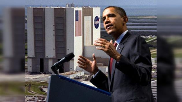 Nueva versión del programa espacial de EE. UU.