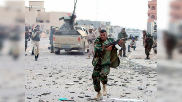 Libia solicita a la OTAN que prorrogue su presencia en el país