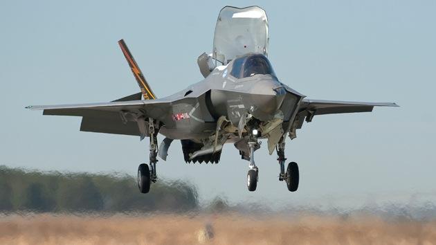 Analista de EE.UU. revela que el furtivo F-35 es visible a los radares rusos