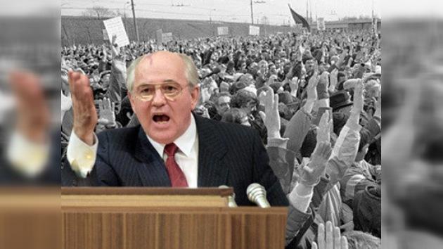 Hace 25 años se tambaleó la Cortina de Hierro