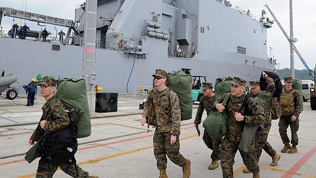 EE.UU. enviará un centenar de militares a Guam para la defensa antimisiles