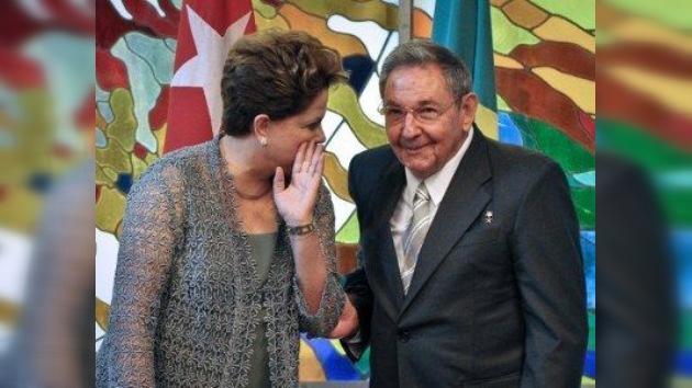 Brasil y Cuba relanzan su amistad con nueve acuerdos de cooperación