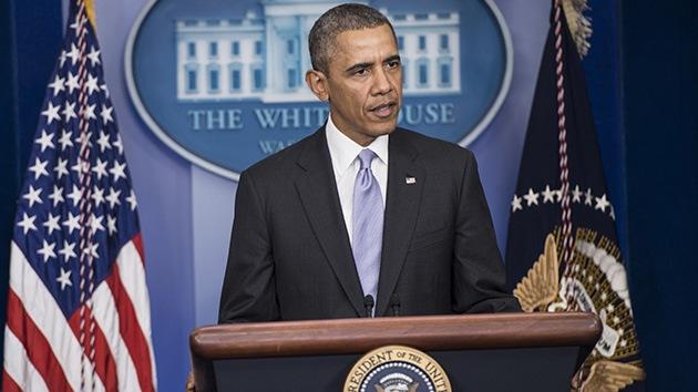 Obama: EE.UU. y Rusia mantendrán contactos directos para tratar la situación en Ucrania