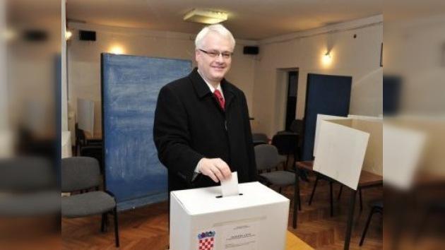 El presidente electo de Croacia promete luchar contra la corrupción