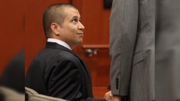 El vigilante que mató a Trayvon Martin, liberado bajo fianza