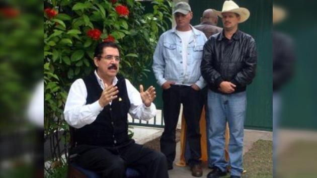 Fracasó el plan de 'asilo honorífico' del depuesto presidente hondureño