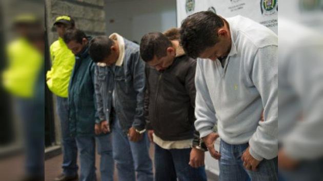 Policía colombiana desmanteló la más grande red de tráfico de heroína