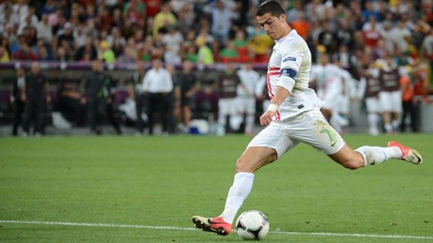 Desmienten que Ronaldo perdiera su avión de vuelta a Portugal