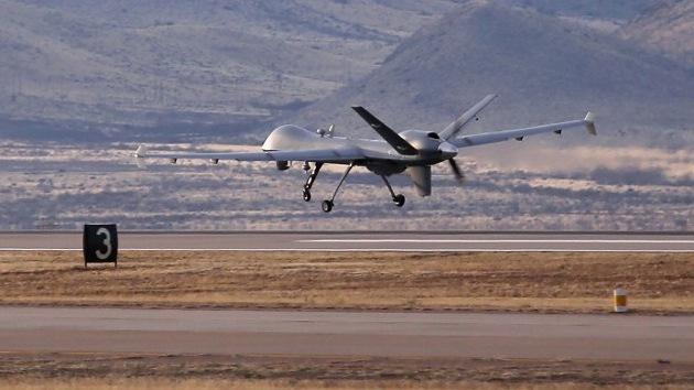 EE.UU. se plantea instalar nuevas bases de 'drones' en Asia Central