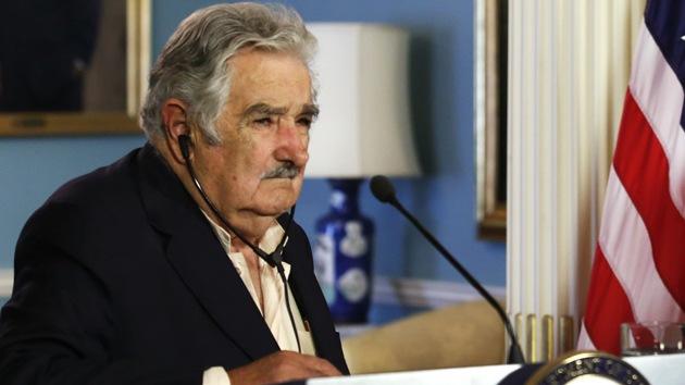 """Mujica: """"Para Latinoamérica, lo mejor es cuando EE.UU. no se mete"""""""