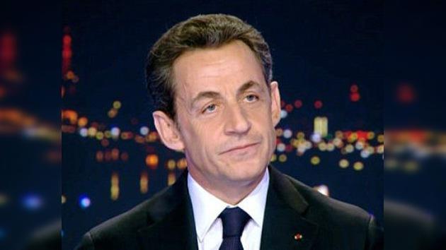 Sarkozy promoverá su candidatura a la Presidencia de Francia