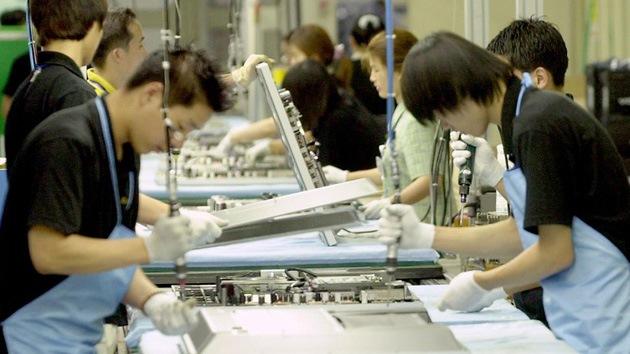 Una filial de Samsung, acusada de explotar a menores