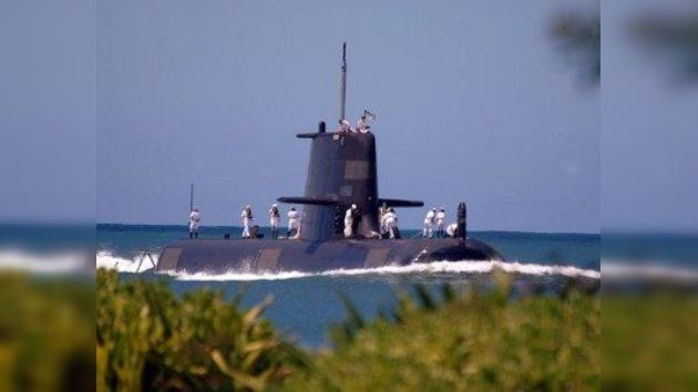 Australia planea triplicar su flota submarina