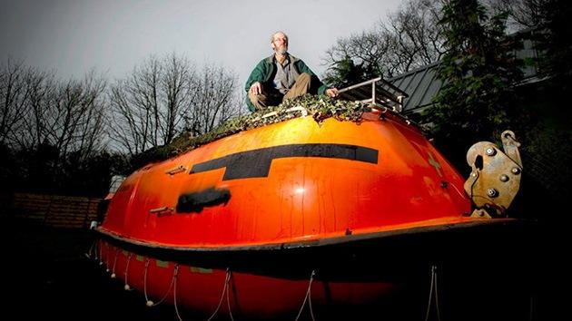 Un holandés ya tiene su 'Arca de Noé' para enfrentar el fin del mundo