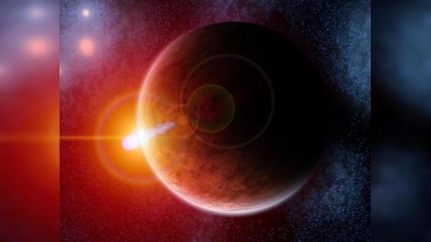Descubren por casualidad un nuevo planeta extrasolar