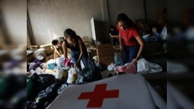 La comunidad internacional organiza la ayuda humanitaria para los chilenos