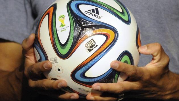 Brazuca, el balón más estable en la historia de la Copa del Mundo