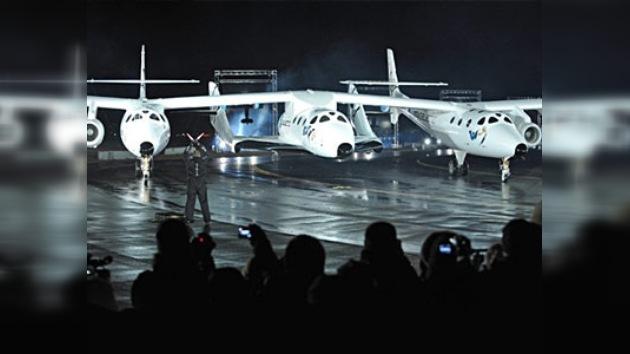 Richard Branson abre una nueva etapa de turismo aeroespacial